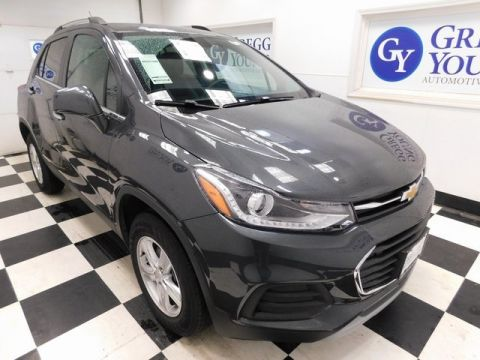 New 2018 Chevrolet Trax 1LT