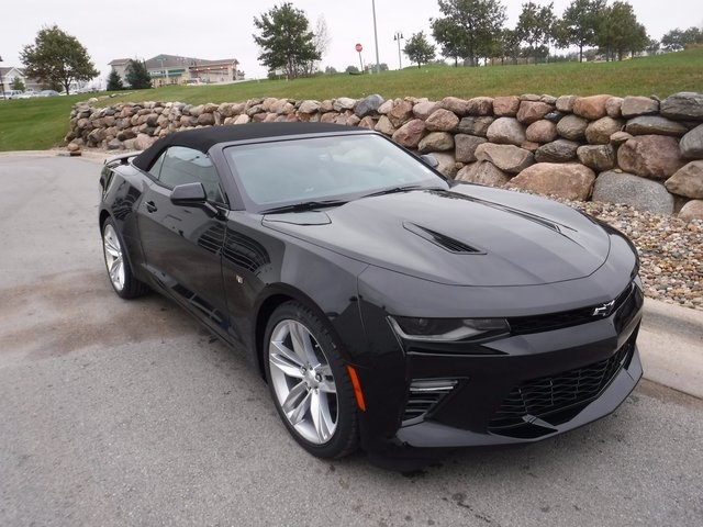 new 2018 chevrolet camaro ss 2d convertible in omaha d3984 gregg young chevy omaha. Black Bedroom Furniture Sets. Home Design Ideas