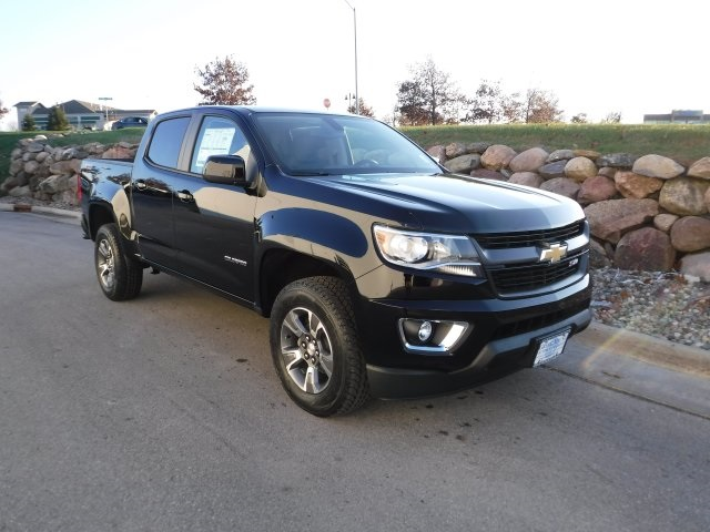 new 2017 chevrolet colorado z71 4d crew cab in omaha. Black Bedroom Furniture Sets. Home Design Ideas