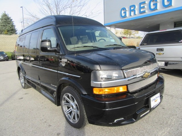 New 2017 Chevrolet Express 2500 Explorer Conversion
