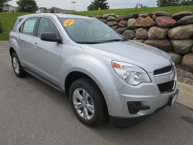 new 2015 chevrolet equinox ls 4d sport utility in omaha. Black Bedroom Furniture Sets. Home Design Ideas