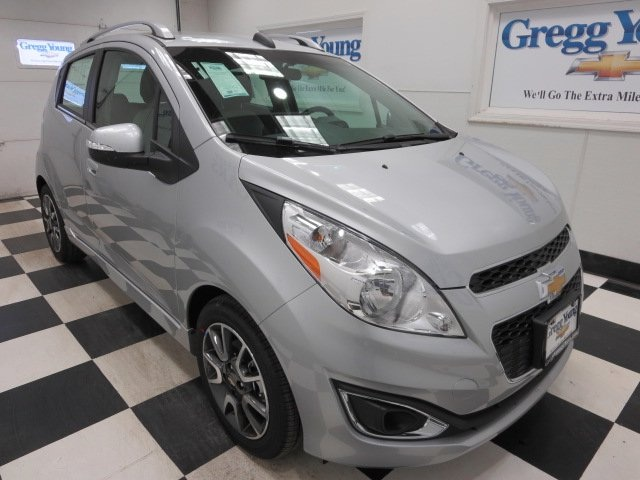 New Chevrolet Spark 2LT